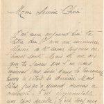 Jeanne 21 avril 1918 : Tout est cher et rare.