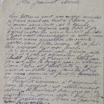 26 novembre 1917 :  nous allons nous approcher des avants-postes sans y aller encore.
