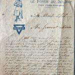 3 août 1918 : Verdun ou l'Argonne ; plutôt Verdun je pense.