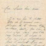 Jeanne 19 mai 1918 : dans deux mois il n'y aura plus de farine.