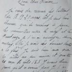 Jeanne 22 mars 1916 : drôle de repos en effet qu'ils vous donnent