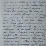 Jeanne 30 juillet 1915 : Ici comme là bas on vit des choses scandaleuses