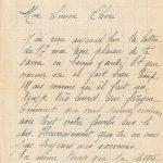 Jeanne 21 mai 1918 : Cette guerre n'est pas finie encore.
