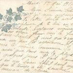 Jeanne 1er mai 1917 : c'est pour donner un peu d'espérance.