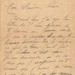 Jeanne 26 mai 1918 : J'ai crevé de faim cette semaine.