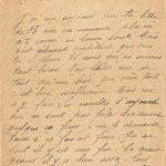 Jeanne 29 mai 1918 : Tous au front, ils amèneront peut-être la fin.
