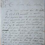 Jeanne 27 octobre 1915 : plus ça va plus on voit de l'acharnement.
