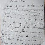 Jeanne 27 mars 1916 : c'est en mai qu'elle doit finir