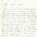 Jeanne 22 juillet 1917 : Notre gosse a 4 ans aujourd'hui.