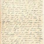 Jeanne 20 septembre 1918 : quand donc auras-tu fini de mener cette vie de misère ?