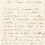 Jeanne 7 novembre 1918 : ce n'est pas encore que nous toucherons du charbon.