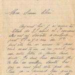 Jeanne 6 septembre 1917 : Ces gaz ne vous font certes pas du bien.