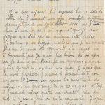 Jeanne 13 septembre 1917 : et dire  que la guerre n'est pas finie.
