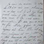 Jeanne 1er avril 1916 : Tout le monde croit  la fin de la guerre proche