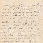 Jeanne 14 janvier 1918 : Je me demande avec quoi qu'il faudra faire du feu.