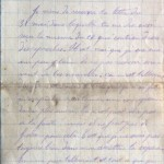 4 juin 1915 :  tout ce que je vois est si laid