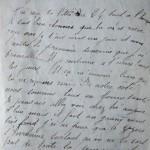Jeanne 28 novembre 1915 : ces choses qu'ils vous font faire pour le plaisir de vous voir souffrir.