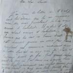 Jeanne 29 novembre 1915 : et toujours point de fin