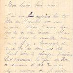 Jeanne 15 janvier 1918 : Cette vie commence à devenir un peu cruelle.