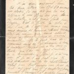 Jeanne 23 octobre 1917 :  la vie actuelle n'est guère faite pour égayer.