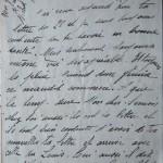 Jeanne 26 décembre 1915 : Mon travail me permet de m'habiller un peu
