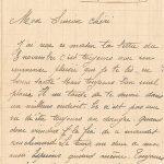 Jeanne 7 novembre 1917 : Ce n'est pas une vie d'être toujours au danger.