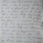 Jeanne 22 avril 1916 : on finit par se demander si il y aura bien une fin.
