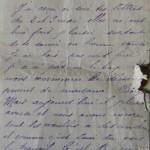 Jeanne 11 mai 1915 :  ça  ne peut durer encore longtemps  comme cela