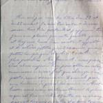 28 juillet 1915 :  nous pensons être relevés aujourd'hui