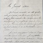 18 mai 1918 :  la séparation est bien trop longue.