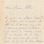 Jeanne 19 janvier 1918 : Et toi mon Simon quand comptes- tu venir ?