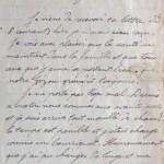 11 août 1915 : la censure n'existe que pour les lettres qui partent du front.