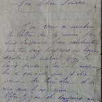 Jeanne 12 mai 1915 :  rien ne nous fait prévoir la fin de cette maudite guerre