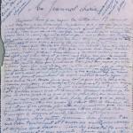 22 août 1915 : Le temps me dure bien que vienne mon tour d'aller en permission.