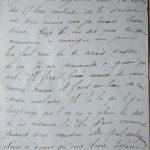 Jeanne 23 mai 1916 :  Le temps est comme le gouvernement tout fou tout détraqué