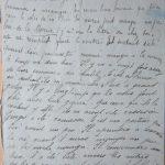 Jeanne 25 mai 1916 : Il y a longtemps qu'ils nous font flic avec leur guerre.
