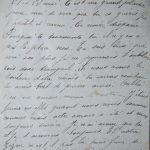 Jeanne 26 mai 1916 :  que rien ne vienne ça finit par désoeuvrer