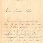 Jeanne 24 janvier 1918 : Tache moyen de ne pas tarder à venir.