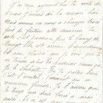 Jeanne 11 mars 1917 : Je ne veux qu'une chose être libre