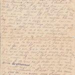 Jeanne 9 mars 1918 : Les évènements ne sont pas bons.