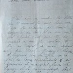 Jeanne 14 juillet 1915 : Je comprenais que bientôt il faudrait déguerpir