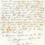 Jeanne 24 mars 1917 : la boite aux lettres de Moingt a été cambriolée
