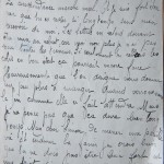 Jeanne 21 mars 1916 : Tu es du coté de Verdun