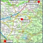Recul de Sarrebourg vers Baccarat