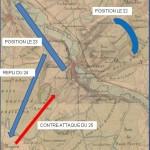 Défense de Baccarat du 22 au 25 août 14