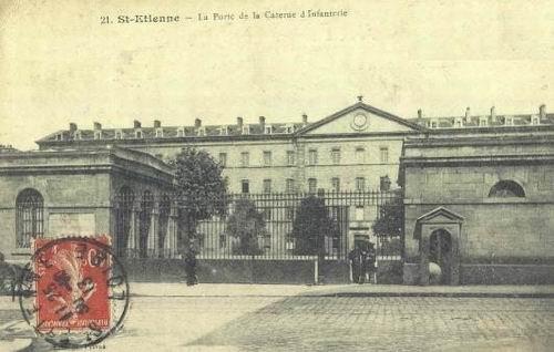 38e régiment de St Etienne