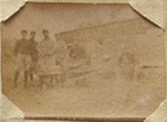 Brancardiers pendant la guerre